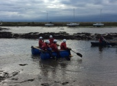 Day 2 Raft Building - 4